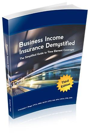 Business Income Insurance Book