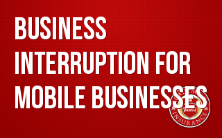 Business Interruption for Mobile Businesses