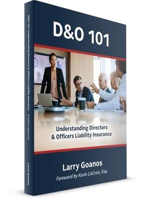 D&O 101 Book Goanos