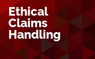 Ethical Claims Handling