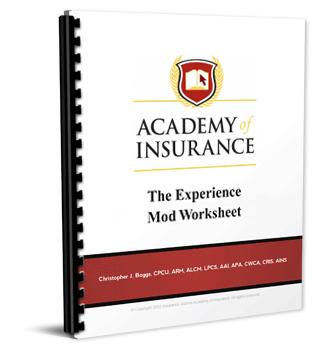 Experience Mod Book