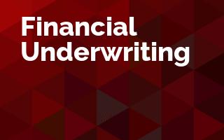 Financial Underwriting