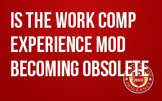 Is the Work Comp Experience Mod Becoming Obsolete?