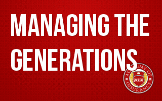 Managing the Generations