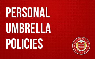 Personal Umbrella Policies
