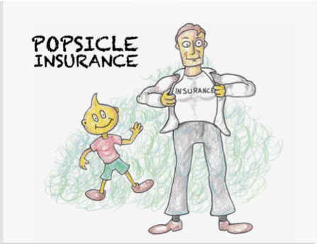 Popsicle Insurance - An Insurance Story for Children