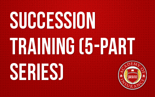 Succession Training (5-part series)