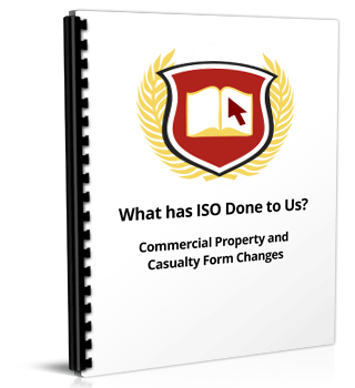 ISO commercial property casualty form changes