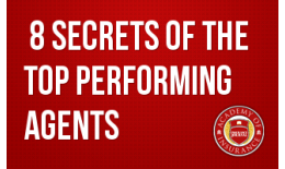 Secrets of the Top Performing Agents