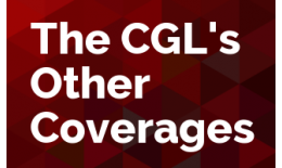 The CGL's Other Coverages