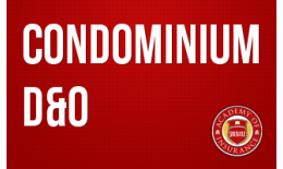 Condominium D&O
