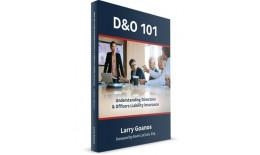 D&O 101 Book Goanos