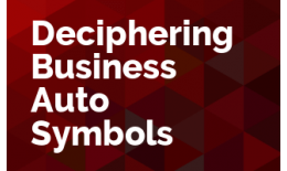 Deciphering Business Auto Symbols