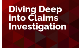 Diving Deep into Claims Investigation
