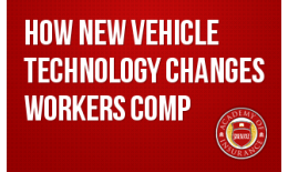 How New Vehicle Technology is Changing Workers Comp