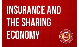 Insurance and the Sharing Economy: Emerging Opportunities and Challenges