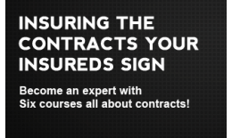 Insuring the Contracts Your Insureds Sign