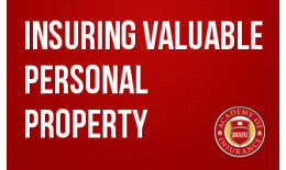 Insuring Valuable Personal Property