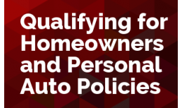 Who Can Buy and Who is Protected by a Homeowners and Personal Auto Policy