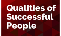 Qualities of Successful People
