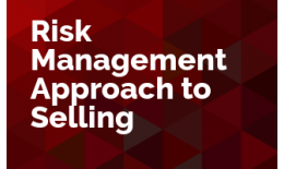 Risk Management Approach to Selling