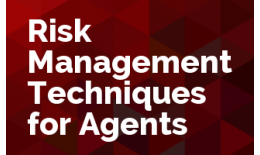 Risk Management Techniques for Agents