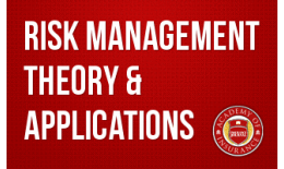 Risk Management Theory & Applications