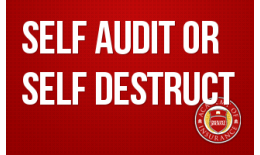 Self-Audit or Self-Destruct