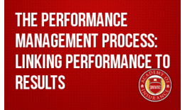 Succession Training- The Performance Management Process: Linking Performance to Results