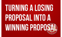 Turning a Losing Proposal into a Winning Proposal