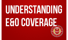Understanding E&O Coverage