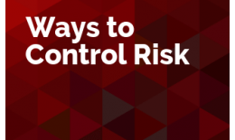 Ways to Control Risk