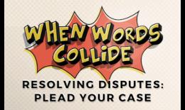Bill Wilson - Resolving Claims Disputes Step 4